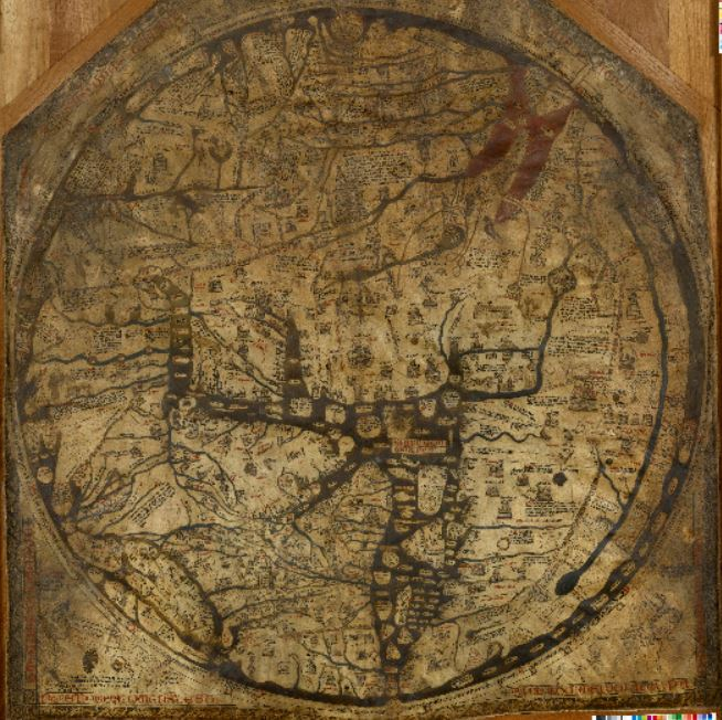Hereford Digital Mappa