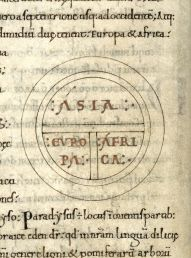 Royal 6.C.i,  f. 108v. detail