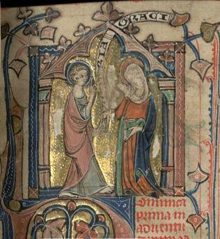BL Annunciation
