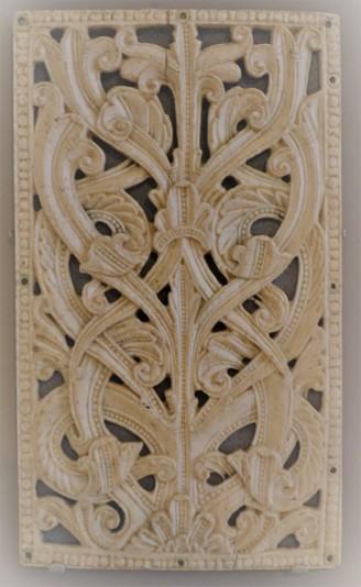 & Back. 1100-1120. English, Whalebone
