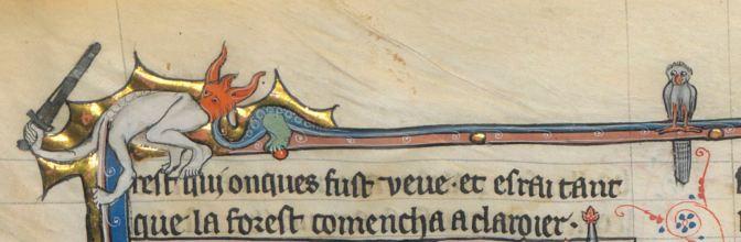BNF, Français 95, 4v